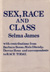 Cover of the first edition of Sex, Race and Class, published by Falling  Wall Press in February 1975.